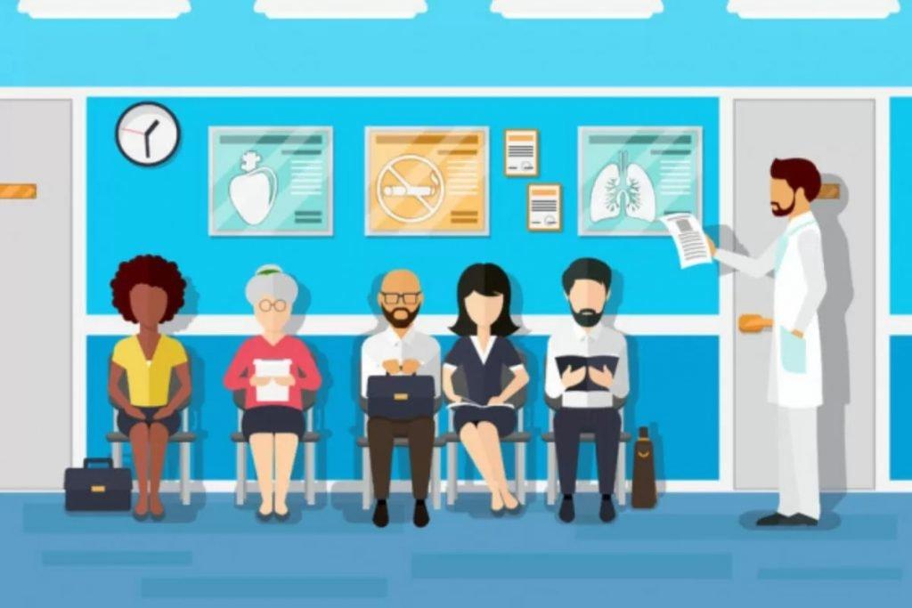 app mobile studio medico prenotazioni code
